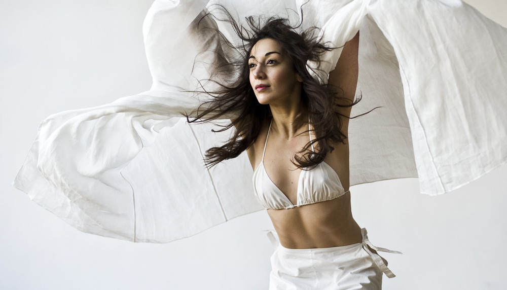 Helena Ganjalyan - fot. Anna Powałowska