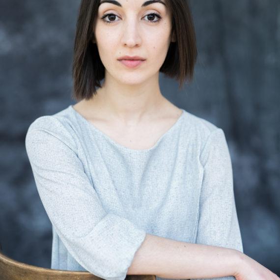 Helena Ganjalyan - fot. Marek Zimakiewicz