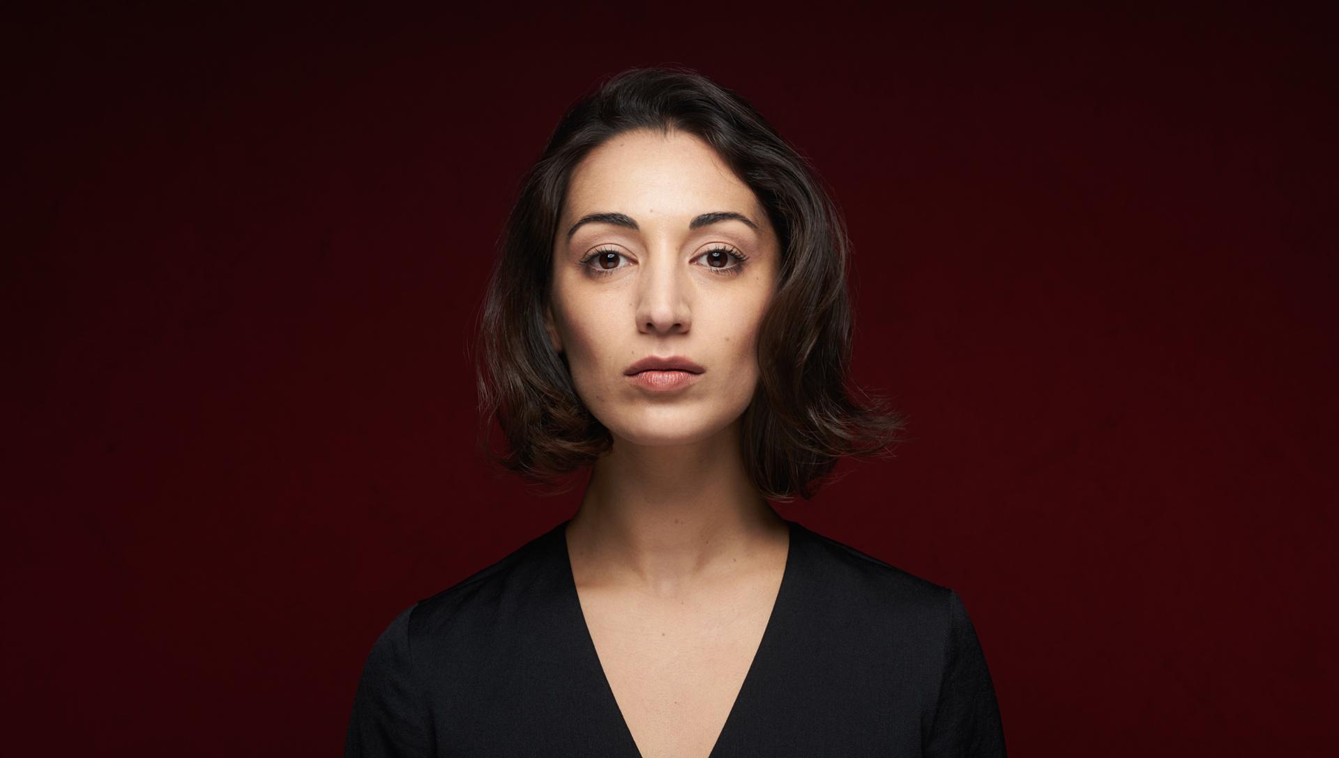 Helena Ganjalyan - agencja RolePlay - fot Ksawery Zamoyski